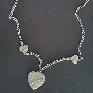 Signature Coach Heart Necklace